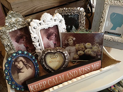 Picture frames - gifts Lymington New Forest
